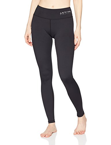 Active Research Women's Compression Pants - Leggings Tights w/ Pocket
