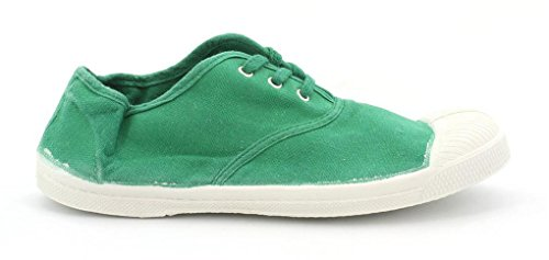 Bensimon Kids Lacet Tennis Low Top Fashion Sneakers (29EU (12TUS, Infant), Pomme)