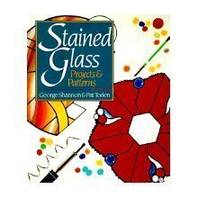 Stained Glass: Projects & Patterns by George Shannon (1995-11-02) - Stained Glass Angel Pattern