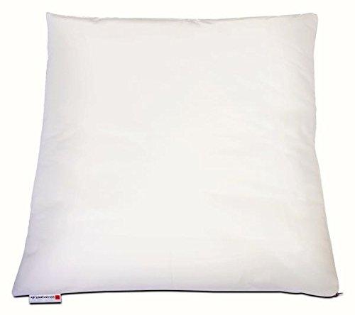 Funda de almohada de 50 x 60 cm, lavable con cojines-relleno ...