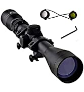 SVBONY SV120 Rifle Scope 3-9x40 Reticle Crosshair Scope Rifle scopes for Hunting Waterproof Shock...