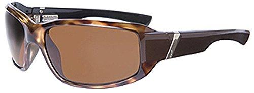 Pleasure Ground Eyewear Polarized Link Sunglasses CLOSEOUT Meta Tortoise - Polarized Closeout Sunglasses