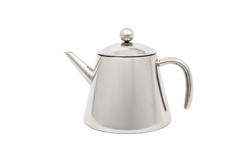 (Leopold Vienna LV01521 Double Walled Tea Pot 1.2 Liters)