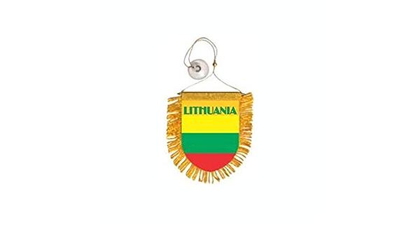 Lithuania Car Auto Mini Banners