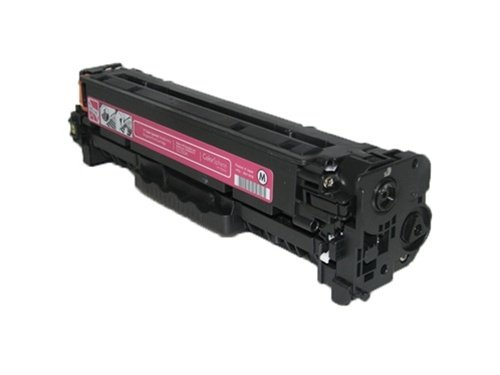 Calitoner Compatible Toner Cartridge Replacement for HP CC533A (Magenta)