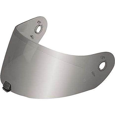4a385b2c Amazon.com: HJC HJ-20M Pinlock Ready RST Shield FG-17 Street Bike  Motorcycle Helmet Accessories - Silver/One Size: Automotive