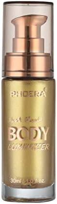 [해외]PHOERA Body luminizer Makeup Cream Face Body Shimmer Make Up Liquid Brighten (C) / PHOERA Body luminizer Makeup Cream Face Body Shimmer Make Up Liquid Brighten (C)