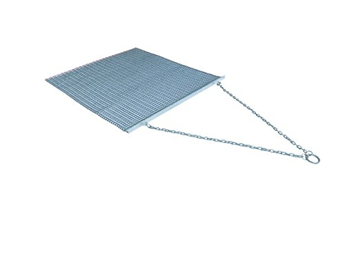Tuff Yard Equipment Drag Mat, 4.5 x 5' YTF-455TBDM by Tuff Yard Equipment