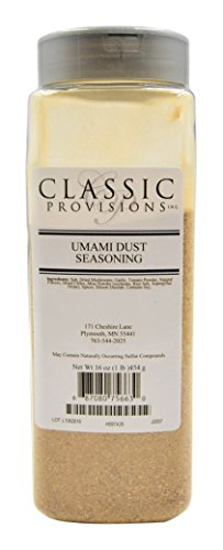 Classic Provisions Spices Umami Dust, 16.0 Ounce