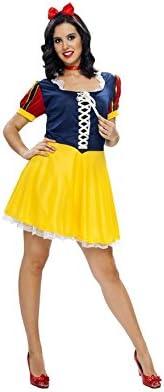 Disfraz Blancanieves (Talla XL): Amazon.es: Juguetes y juegos