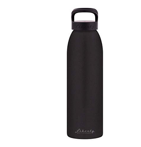 Made in USA Liberty Bottleworks Straight Up Aluminum Water Bottle
