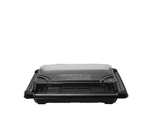 Price comparison product image Vegware VSU-02 No.2 PLA Sushi Combo (17.5 x 12.5 x 4cm) (Case of 300)