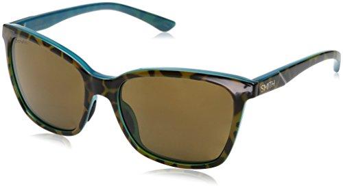 Smith Optics Colette Chromapop Polarized Sunglasses, Tortoise Marine, Brown