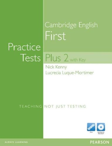FCE Practice Tests Plus 2