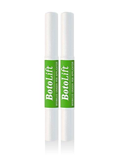 PACK OF 2 BOTOLIFT PENS - Natural, Botanical, Wrinkle Repair Face & Eye, Fast Acting Cream in Pen Applicator