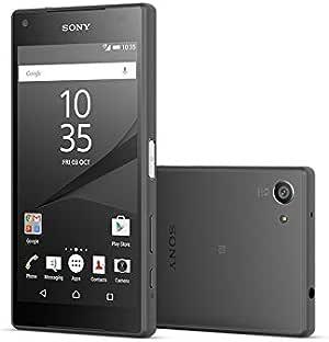 Smartphone Sony E5823 Xperia Z5 Compact, color negro: Amazon.es ...