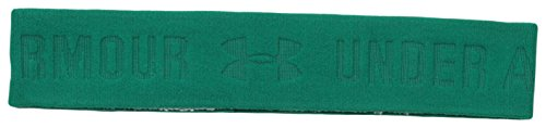 (Under Armour Women's ArmourGrip Wide Headband, Plantation (367)/Plantation, One Size)