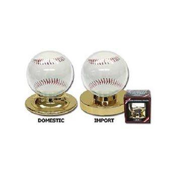 BCW Gold Base Baseball Holder (Quantity of 6)