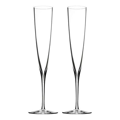 Elegance Champagne Trumpet Flute (Set of 2)