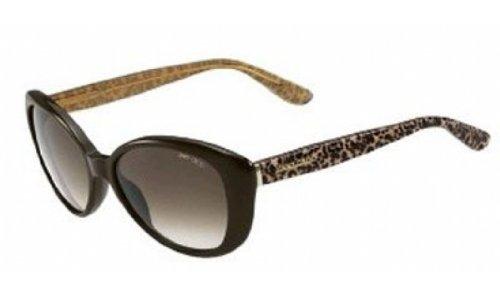 Jimmy Choo Sunglasses - Tita/S / Frame: Brown Lens: Brown gradient