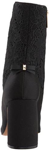 Black Heavy Women's Lace Boot Ankle Nanette Linette Lepore wA7q1xX