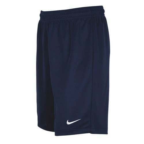Nike Men's Team Equalizer Soccer Shorts, Navy Blue, ()