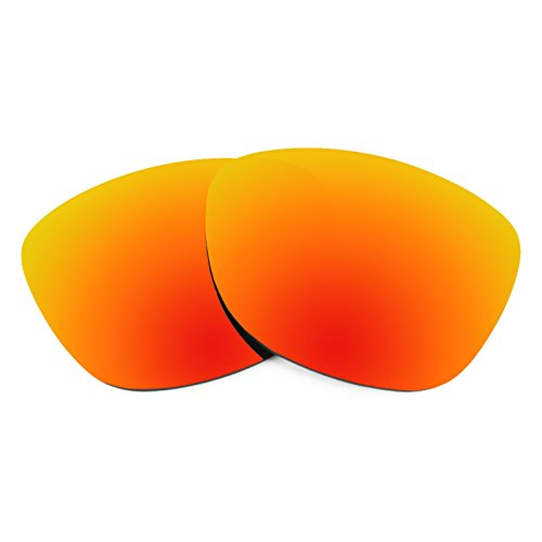 Revant Polarized Replacement Lenses for Ray Ban Justin 51mm RB4165 Elite Fire Red - Polarized Rb4165 Lenses
