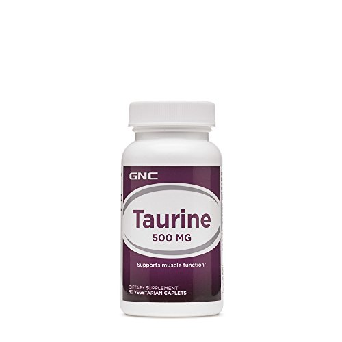 Dogs 500 Tablets - GNC Taurine 500 MG