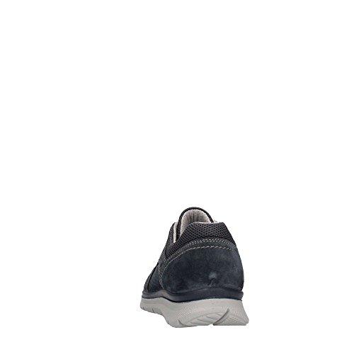 Blu Scarpe Uomo Foam Slipon SOFT 1212711 Blu Camoscio Scuro Memory ENVAL q6apg