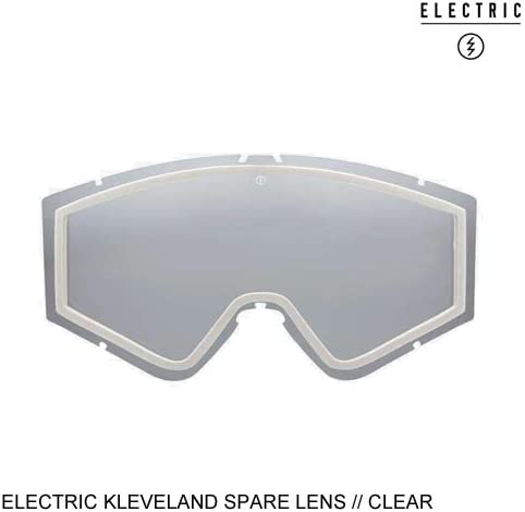 ELECTRIC エレクトリックゴーグル スペアレンズ KLEVELAND SNOW SPARE LENS CLEAR スノーボード ゴーグル