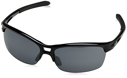 Oakley RPM SQ Non-Polarized Iridium Rectangular Sunglasses,Polished Black,62 mm