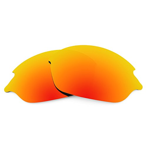 ae23f3c616 Revant Polarized Replacement Lenses for Oakley Romeo 2 Fire Red  MirrorShield - Buy Online in UAE.
