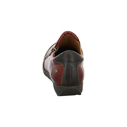 Pikolinos, Damen-Slipper, LISBOA, W67-6589 Rot
