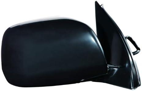 Depo 312-5406R3EB Black Passenger Side Power Non-Heated Mirror
