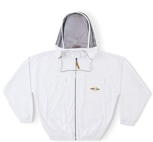 Amazon.com: NATURAL APIARY - Apiarist Beekeeping Jacket ...
