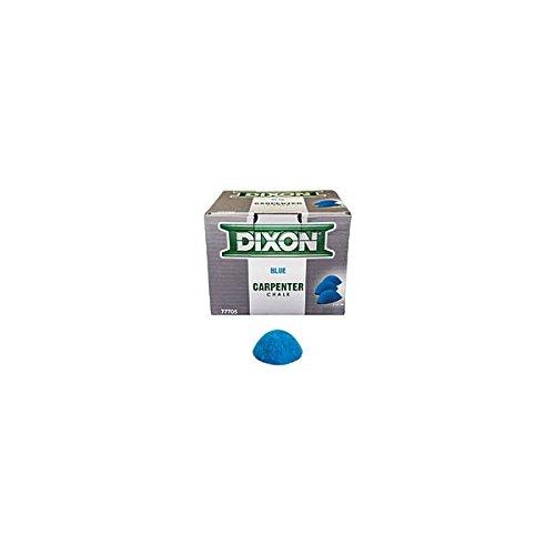 DIXON TICONDEROGA 77705 777-B Blue Carpenter Chalk (Price is for 72 Each/Box)