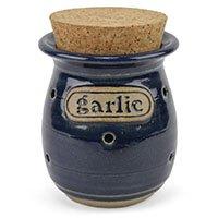 The Potters Garlic Jar