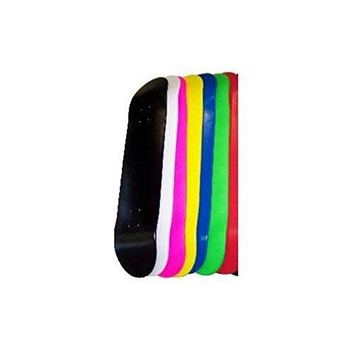 10スケートボードデッキブランクデッキBlanks &グリップテープ7.75 in B06XJ9YDK8