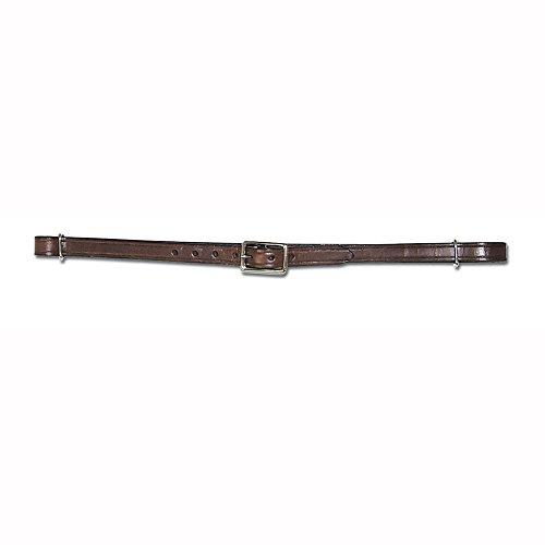 Myler Leather Curb Strap ()