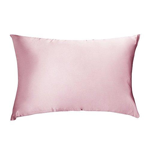 Amazon Com Lulusilk Natural Silk Pillowcase 100 Pure
