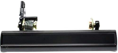 amazon com exterior door handle for buick regal 82 87 monte carlo 78 88 front rh outside smooth black zinc automotive amazon com