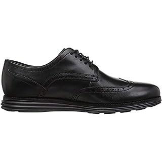 Cole Haan Men's M-Width Sneaker, Black, 8