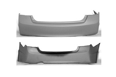 2009 honda civic bumper replacement
