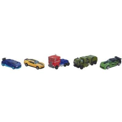 Transformers Age of Extinction - Autobots United 5 Pack by Hasbro (Transformers Age Of Extinction Bumblebee Toy)