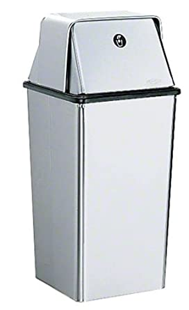 Amazon.com: Bobrick 2250 Acero Inoxidable floor-standing ...
