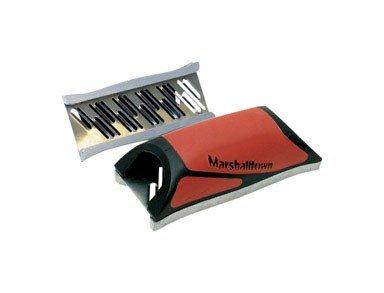 Marshalltown Drywall Tools - MARSHALLTOWN The Premier Line DR389 DuraSoft Drywall Rasp with Rails