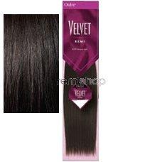 (Outre Velvet Remi 100% Human Hair - Yaky Weaving 10