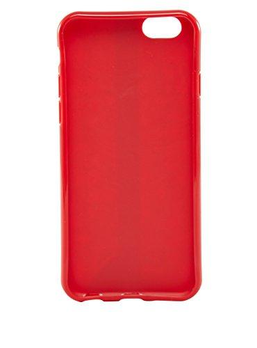GUESS HANDYTASCHE DAMEN HANDYHÜLLE IPHONE 6 GWHC00 IP6HS ROT RED WOMEN