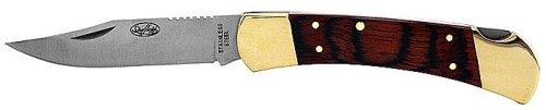 Sheffield 12102 5 Inch Lock-back Knife