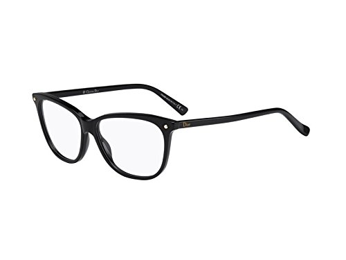 DIOR Eyeglasses 3270 0807 Black 53MM